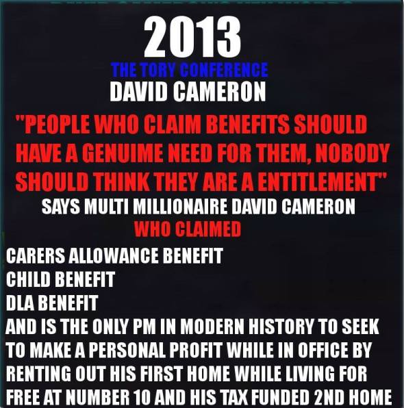 cameron benefits
