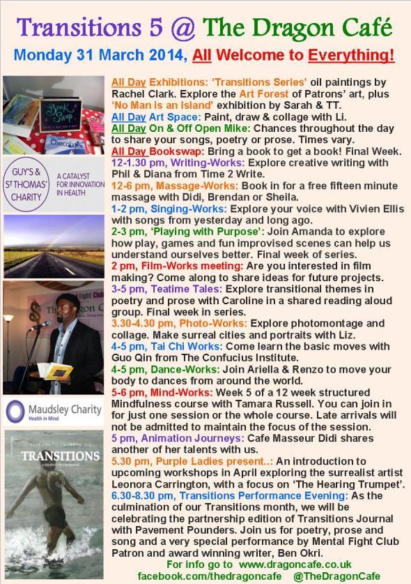FINAL Programme- Monday 31 March 2014